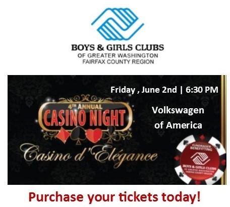 Casino Night - Email Signature