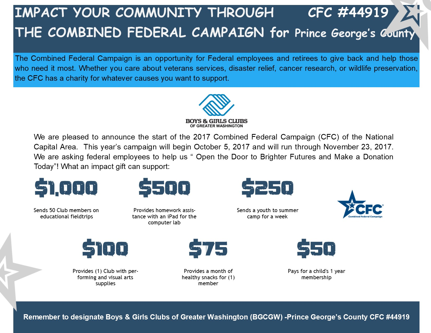 Flyer-PG County